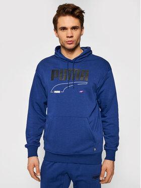 Puma Puma Felpa Rebel 585742 Blu scuro Regular Fit
