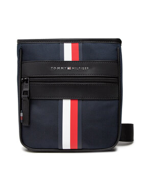 Tommy Hilfiger Tommy Hilfiger Geantă crossover Elevated Nylon C Mini Crossover AM0AM07586 Bleumarin