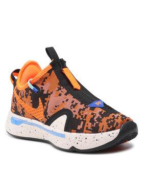 Nike Nike Cipő Pg 4 CD5079 200 Narancssárga
