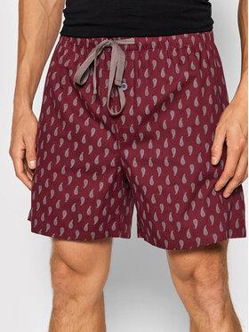 Cyberjammies Cyberjammies Szorty piżamowe Frankie 6646 Bordowy