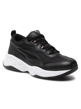 Puma Puma Обувки Cilia Jr 370525 01 Черен