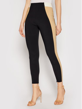 Elisabetta Franchi Elisabetta Franchi Текстилни панталони PA-346-11E2-V280 Черен Slim Fit