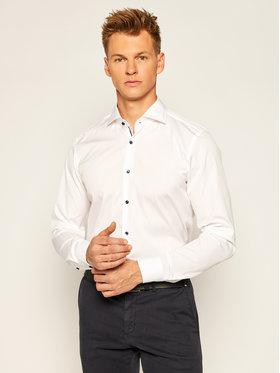 Joop! Joop! Marškiniai 17 Jsh-90Pankok 30021204 Balta Slim Fit