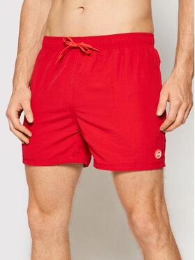 CMP CMP Pantaloncini da bagno 3R50027N Rosso Regular Fit