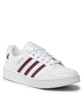 adidas adidas Обувки Ny 90 Stripes W H03100 Бял