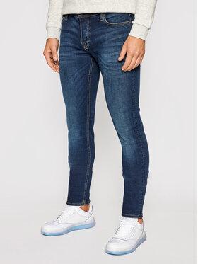 Jack&Jones Jack&Jones Jeans Glenn 12194554 Dunkelblau Slim Fit