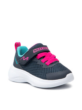 Skechers Skechers Sneakersy Jammin' Jogger 302470N/NVY Granatowy