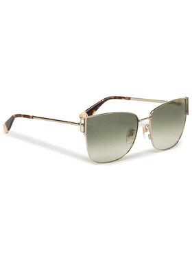 Furla Furla Okulary przeciwsłoneczne Sunglasses SFU464 WD00013-MT0000-AN000-4-401-20-CN-D Złoty