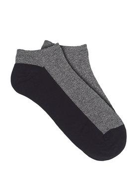 Vistula Vistula Pánske nízke ponožky Jacob XZ1118 Čierna