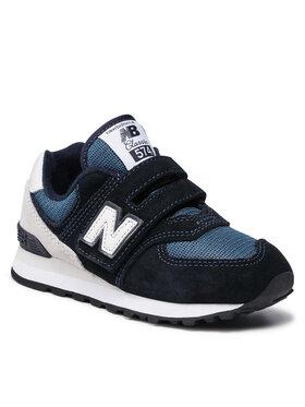 New Balance New Balance Sneakersy PV574BD1 Granatowy