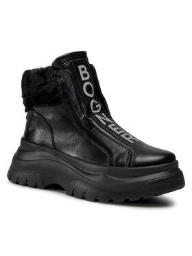 Bogner Bogner Ορειβατικά παπούτσια Banff 3A 203-K921 Μαύρο