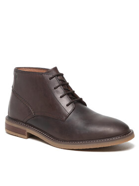 Clarks Clarks Зимни обувки Jaxen Mid 261627247 Кафяв