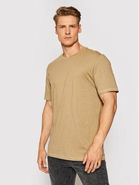 Only & Sons Only & Sons T-Shirt Millenium Life 22020074 Zelená Regular Fit