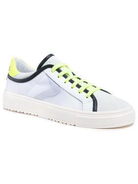 Voile Blanche Voile Blanche Sneakersy Fit Mesh 0012015715.01.1N17 Biały