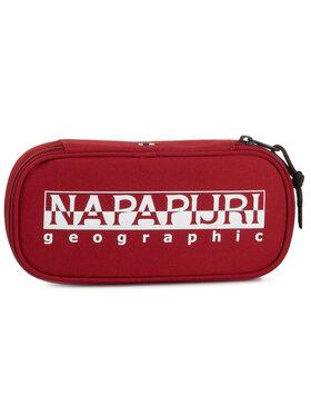 Napapijri Napapijri Federtasche Happy Pen Organizer N0YID4 Rot