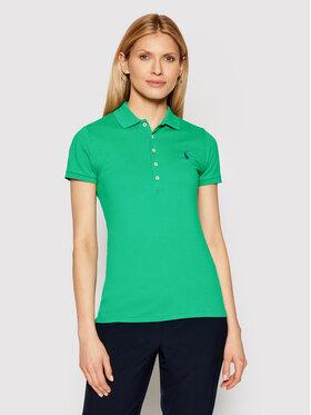 Polo Ralph Lauren Polo Ralph Lauren Polo Ssl 211505654151 Πράσινο Slim Fit