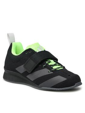 adidas adidas Scarpe Adipower Weightlifting II FV6592 Nero