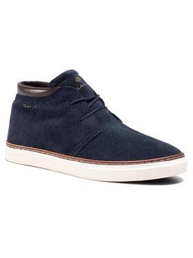 Gant Gant Šnurovacia obuv Prepville 21643877 Tmavomodrá