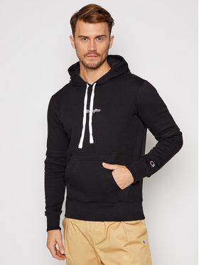 Champion Champion Bluză Sweats 215283 Negru Comfort Fit