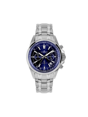 Jacques Lemans Jacques Lemans Uhr 1-2117K Silberfarben