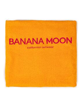 Banana Moon Banana Moon Ręcznik Plain 81614 Pomarańczowy