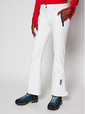 Colmar Colmar Lyžařské kalhoty Shelly 0269G 4KO Bílá Regular Fit