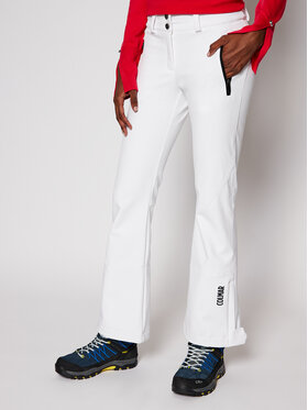 Colmar Colmar Παντελόνι σκι Shelly 0269G 4KO Λευκό Regular Fit