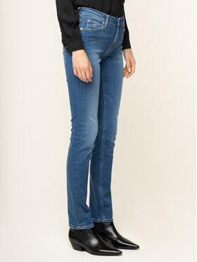 Calvin Klein Jeans Calvin Klein Jeans Jeansy Slim Fit J20J213144 Granatowy Slim Fit