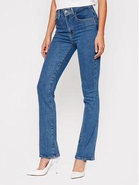Levi's® Levi's® Bootcut džínsy 725 High-Rise 18759-0035 Modrá Regular Fit