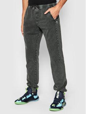Guess Guess Teplákové kalhoty M1BB03 K68I1 Zelená Regular Fit