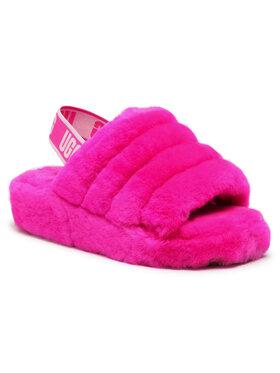 Ugg Ugg Pantofole W Fluff Yeah Slide 1095119 Rosa