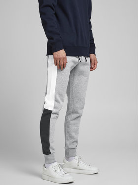 Jack&Jones Jack&Jones Jogginghose Will 12197199 Grau Regular Fit