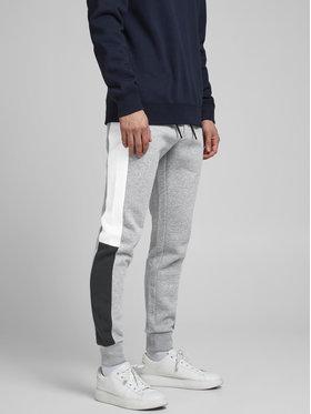 Jack&Jones Jack&Jones Teplákové kalhoty Will 12197199 Šedá Regular Fit