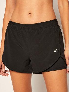 Calvin Klein Performance Calvin Klein Performance Sportshorts Woven 00GWT0S884 Schwarz Slim Fit