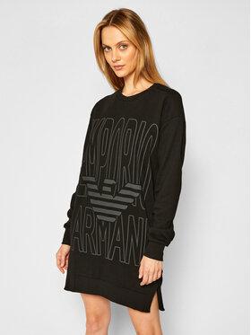 Emporio Armani Underwear Emporio Armani Underwear Kötött ruha 164395 0A265 00020 Fekete Regular Fit