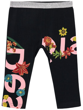 Desigual Desigual Leggings Vigo 21SGKK02 Noir Regular Fit