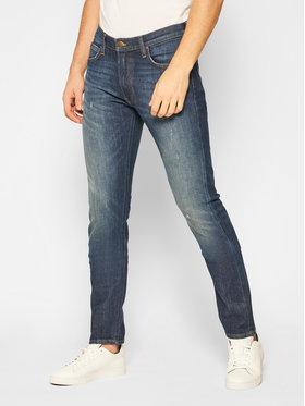 Lee Lee Prigludę (Slim Fit) džinsai Luke L719PXDA Tamsiai mėlyna Slim Fit