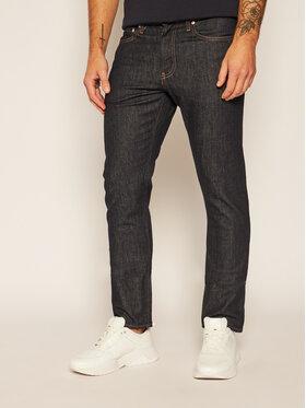 Calvin Klein Jeans Calvin Klein Jeans Prigludę (Slim Fit) džinsai J30J307728 Tamsiai mėlyna Slim Fit