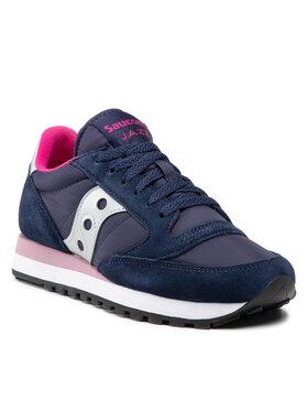 Saucony Saucony Sneakersy Jaz Original S1044-630 Tmavomodrá