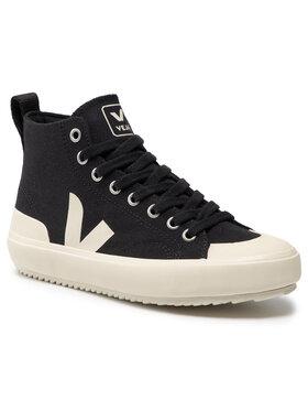 Veja Veja Sneakers aus Stoff Nova Ht Canvas NT011397A Schwarz