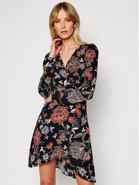 Morgan Morgan Ежедневна рокля 211-ROLAN.F Черен Regular Fit