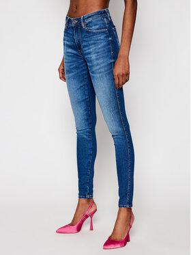 Guess Guess Skinny Fit džíny Sexy Curve W1RAJ3 D4AO3 Tmavomodrá Skinny Fit