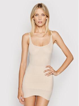 Cupid Cupid Bielizna modelująca górna No Side-Show Shape Camisole 4191 Beżowy