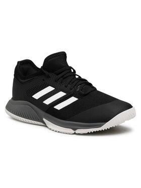 adidas adidas Обувки Court Team Bounce M FZ2615 Черен