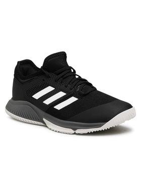 adidas adidas Pantofi Court Team Bounce M FZ2615 Negru