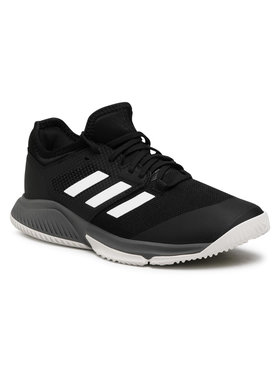 adidas adidas Παπούτσια Court Team Bounce M FZ2615 Μαύρο