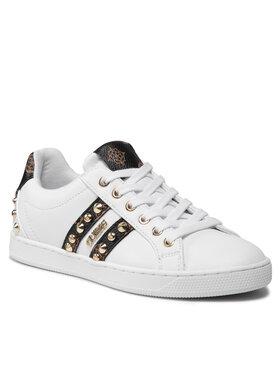 Guess Guess Sneakersy FL8RSS ELE12 Biela