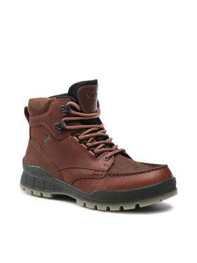 ECCO ECCO Trekingová obuv Track 25 M Gtx GORE-TEX 83170452600 Hnedá