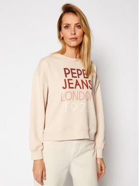 Pepe Jeans Pepe Jeans Džemperis Marta PL580998 Smėlio Regular Fit