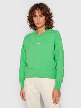 Calvin Klein Jeans Calvin Klein Jeans Sweatshirt Essentials J20J215463 Grün Regular Fit